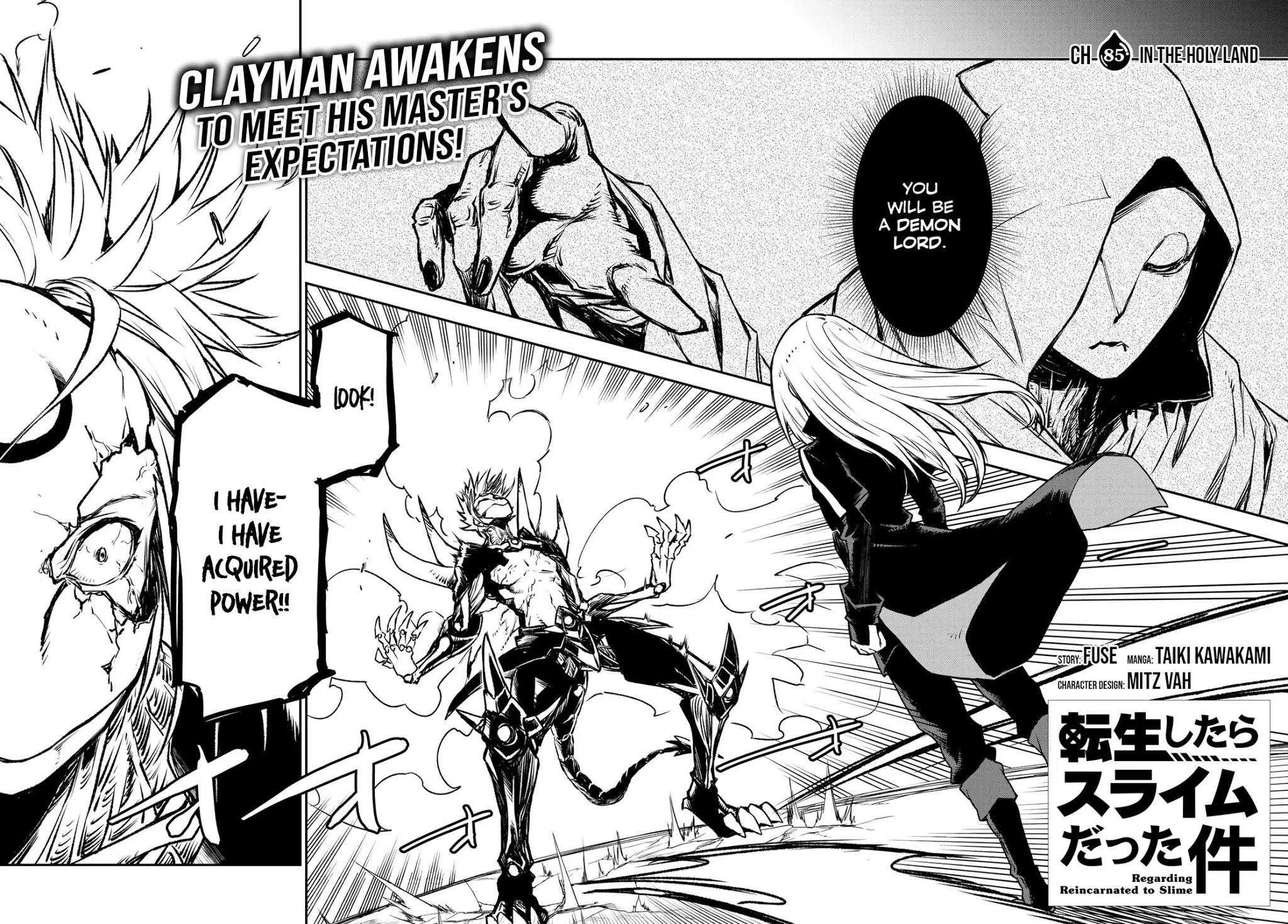 Tensei Shitara Slime Datta Ken Chapter 85 page 2 - Mangakakalots.com