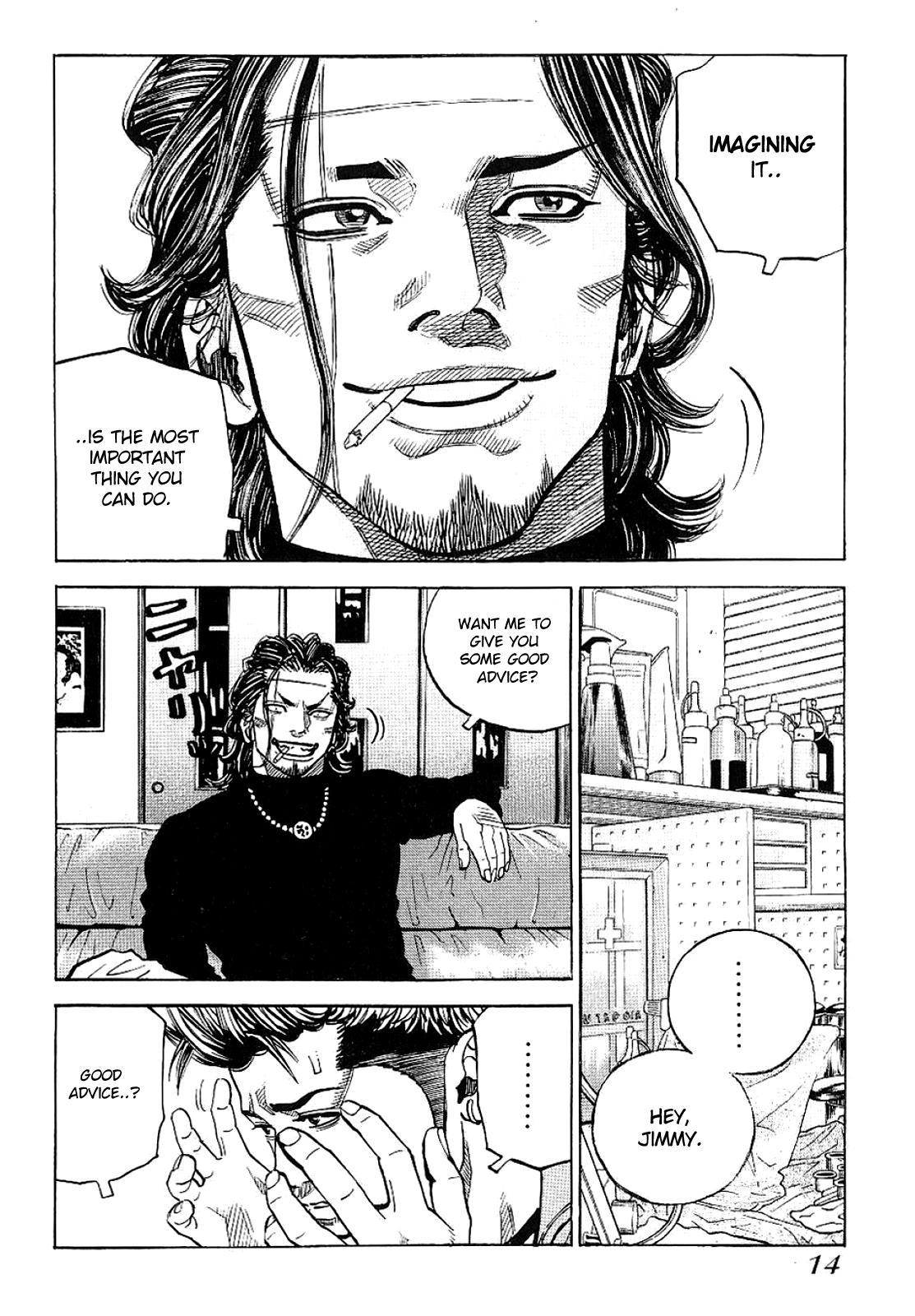 Gang King Vol.10 Chapter 71: Imagination page 13 - Mangakakalots.com