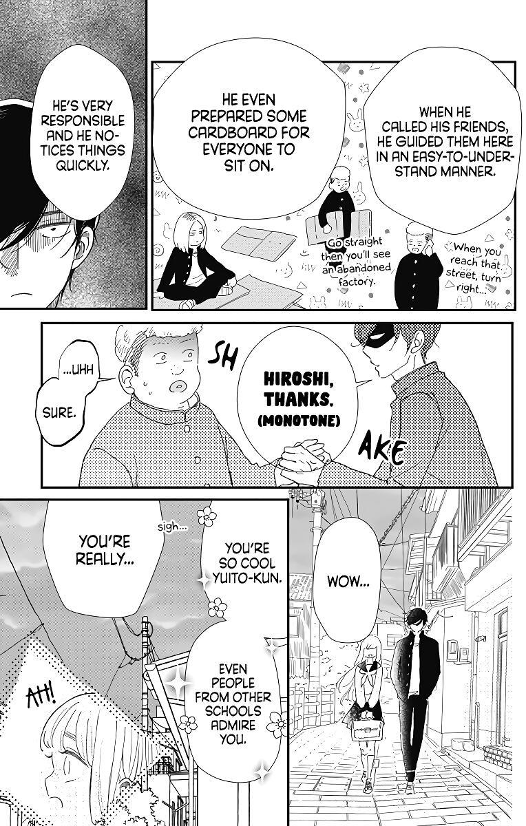Me No Tsukedokoro Ga Deep Desho Chapter 3 page 17 - Mangakakalots.com