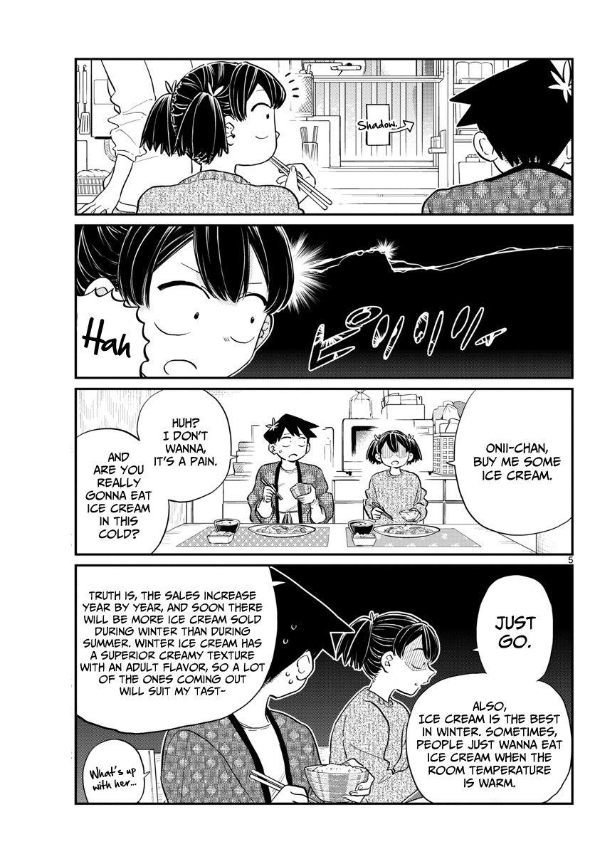 Komi-San Wa Komyushou Desu Vol.9 Chapter 118: Valentine's Day (2) page 5 - Mangakakalot