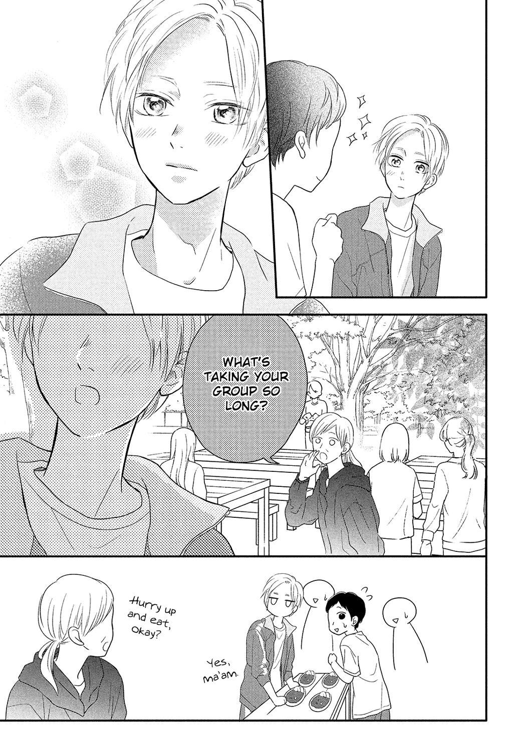 Natsuaki-Kun Wa Kyou Mo Kokuhaku Shitai Chapter 5 page 19 - Mangakakalots.com