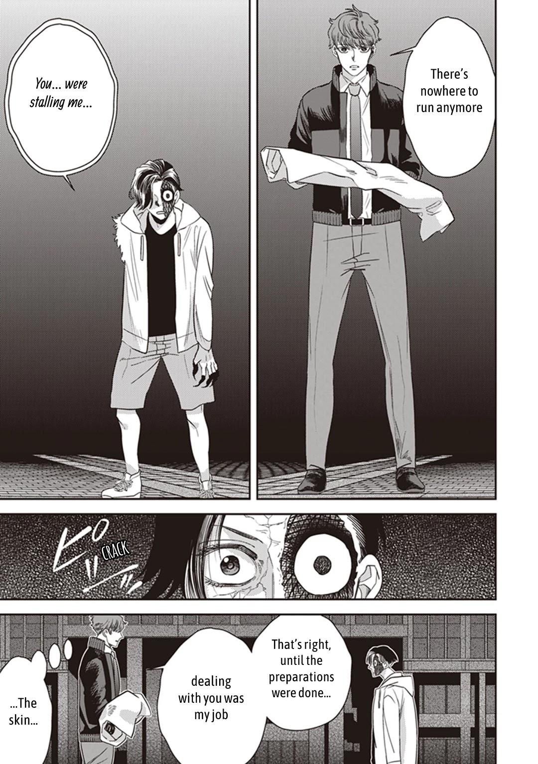 Midnight Occult Civil Servants Chapter 41: Becoming A Demon (Part 7) page 21 - Mangakakalots.com