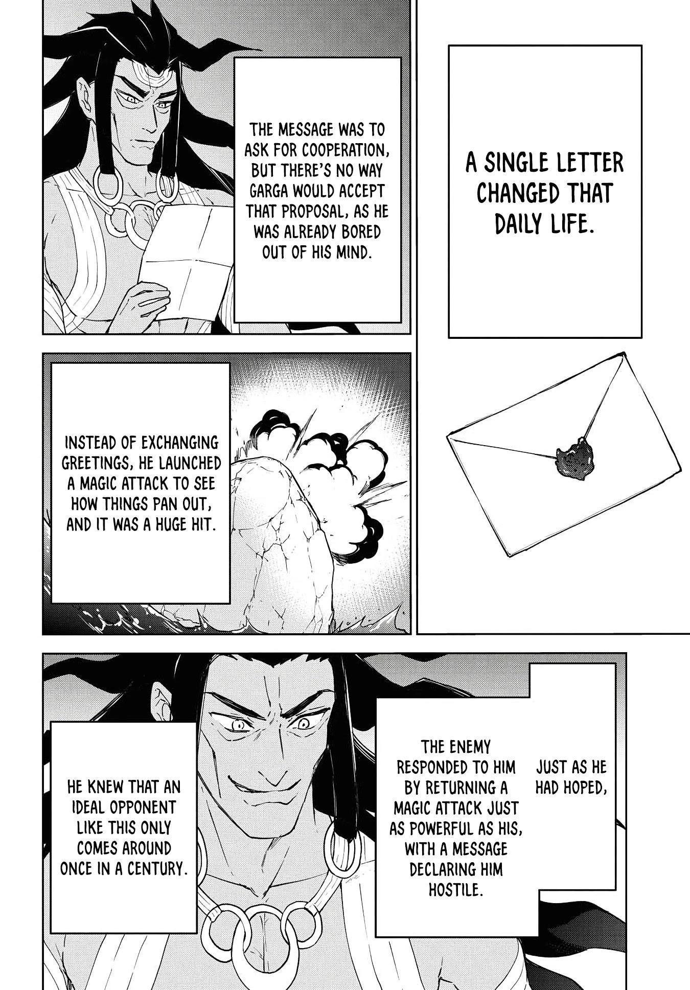 """Cheat Skill """"shisha Sosei"""" Ga Kakusei Shite Inishieno Maougun Wo Fukkatsu Sasete Shimaimashita ~Dare Mo Shinasenai Saikyou Hiiro~ Chapter 12: The East Demon Lord page 5 - Mangakakalots.com"""