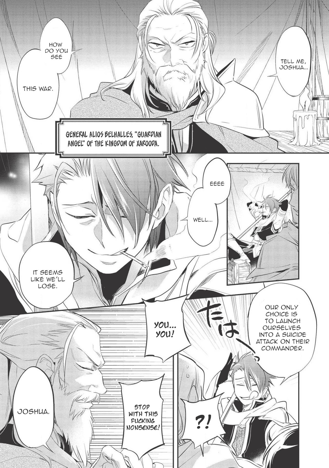 Wortenia Senki Vol.7 Chapter 33 page 8 - Mangakakalots.com