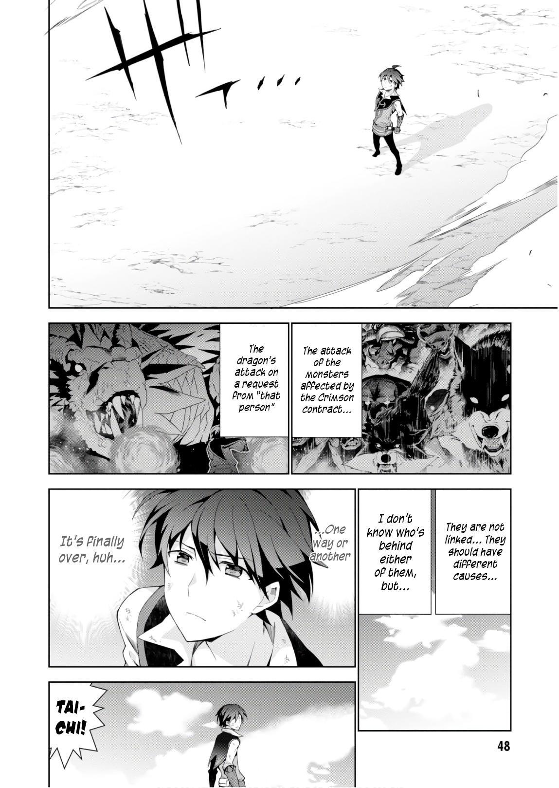 Isekai Cheat Magician Chapter 30 page 9 - Mangakakalots.com