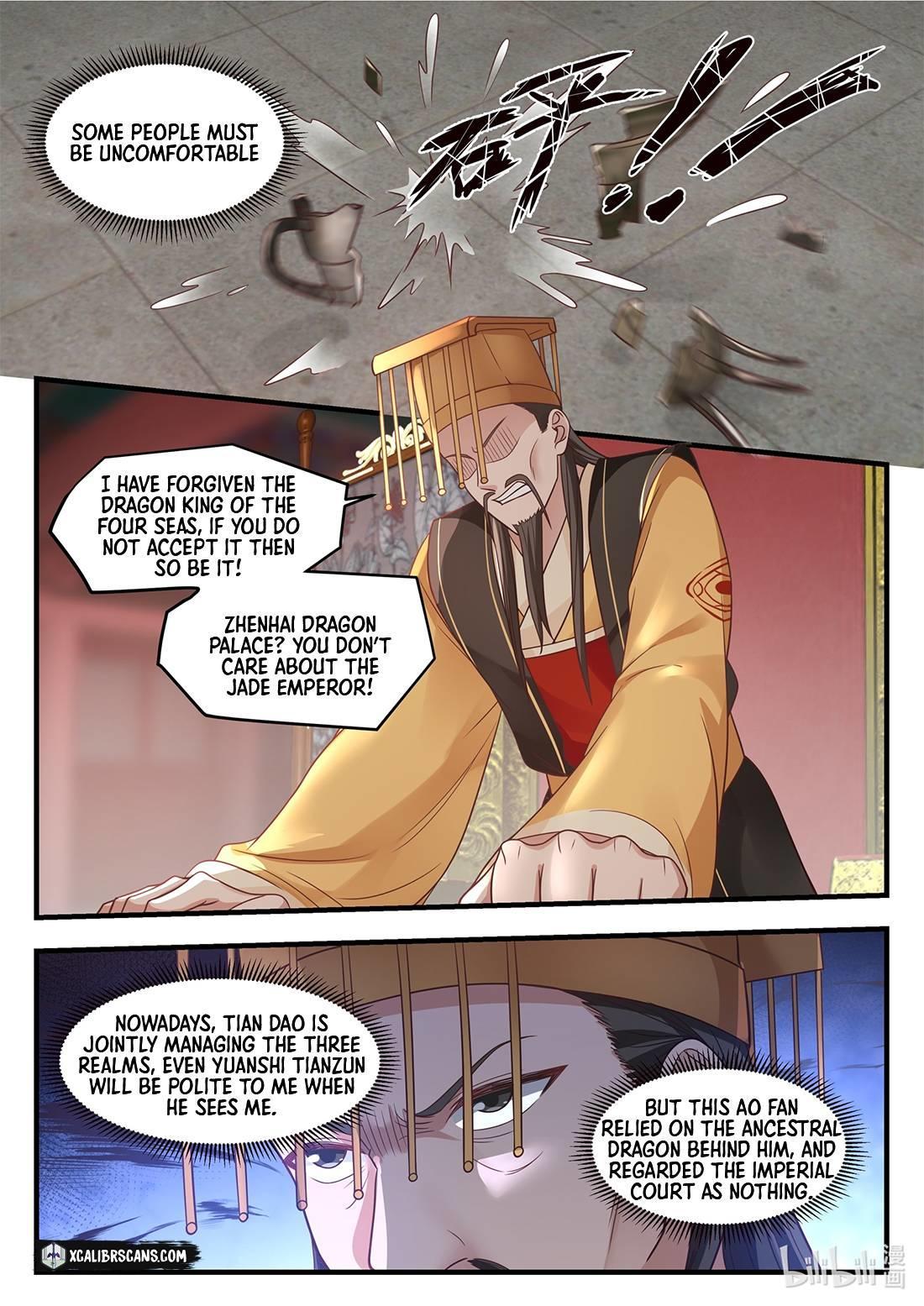 Dragon Throne Chapter 30 page 3 - Mangakakalots.com