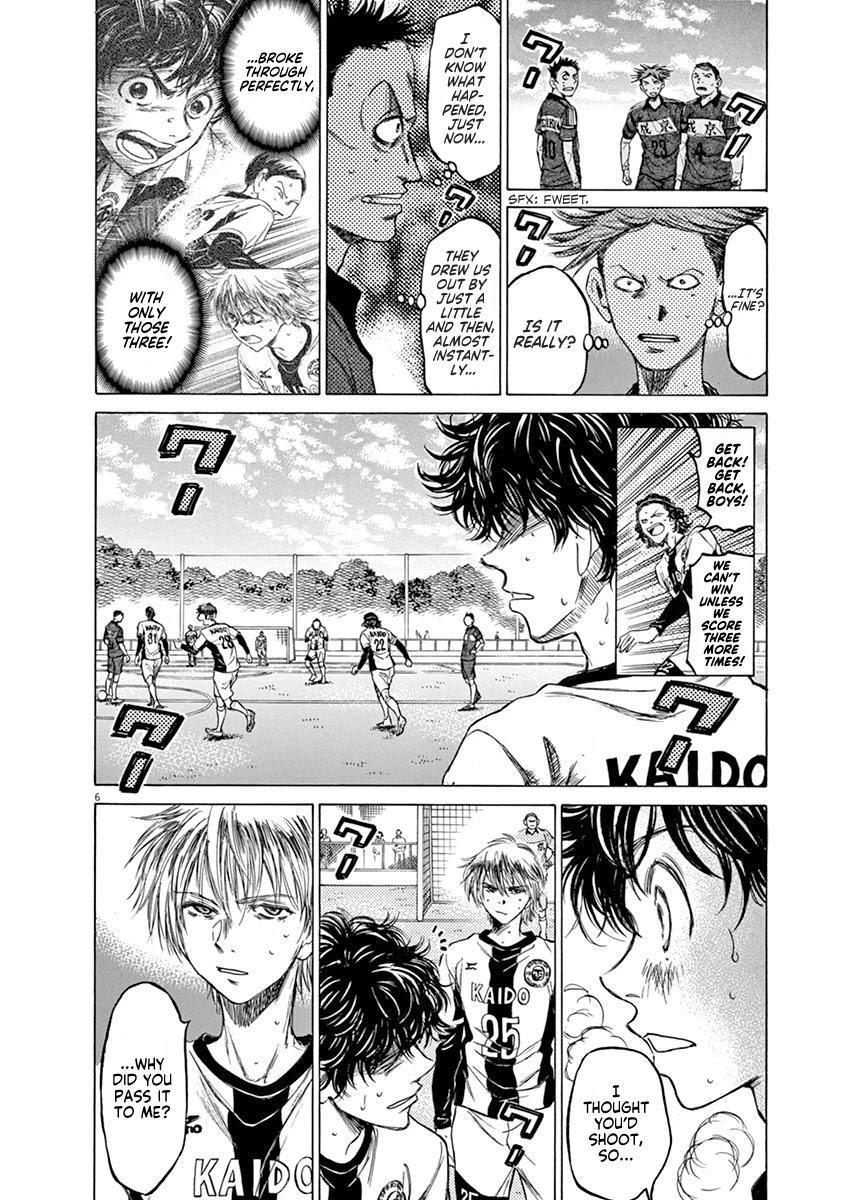 Ao Ashi Chapter 51: 3 page 10 - Mangakakalots.com