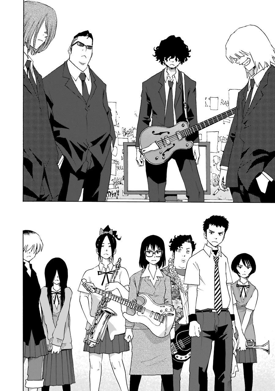 Shiori Experience - Jimi Na Watashi To Hen Na Oji-San Chapter 53: Top News~ page 19 - Mangakakalots.com