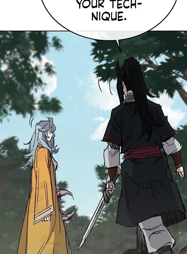 The Undefeatable Swordsman Chapter 74 page 38 - Mangakakalots.com