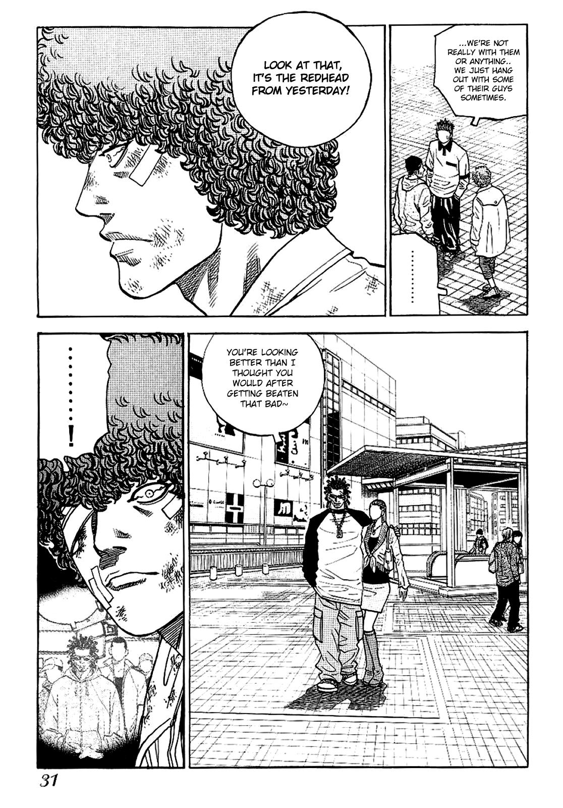 Gang King Vol.10 Chapter 72: Revenge page 3 - Mangakakalots.com