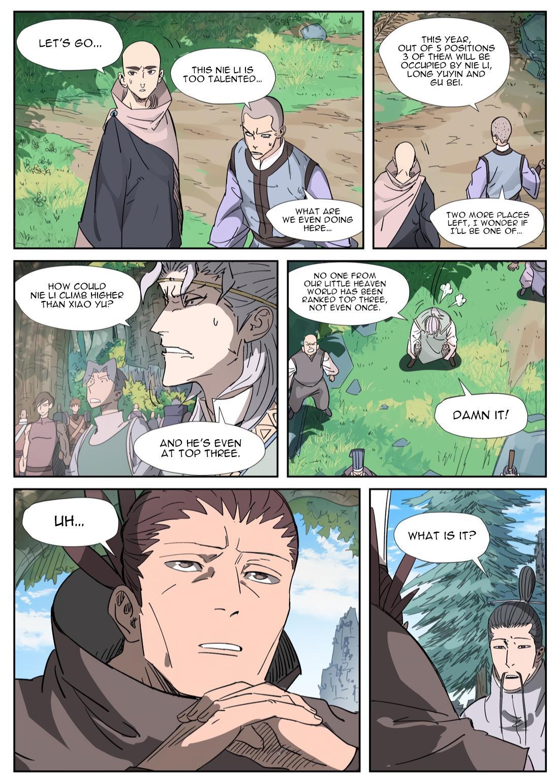 Tales Of Demons And Gods Chapter 316.1 page 5 - Mangakakalots.com