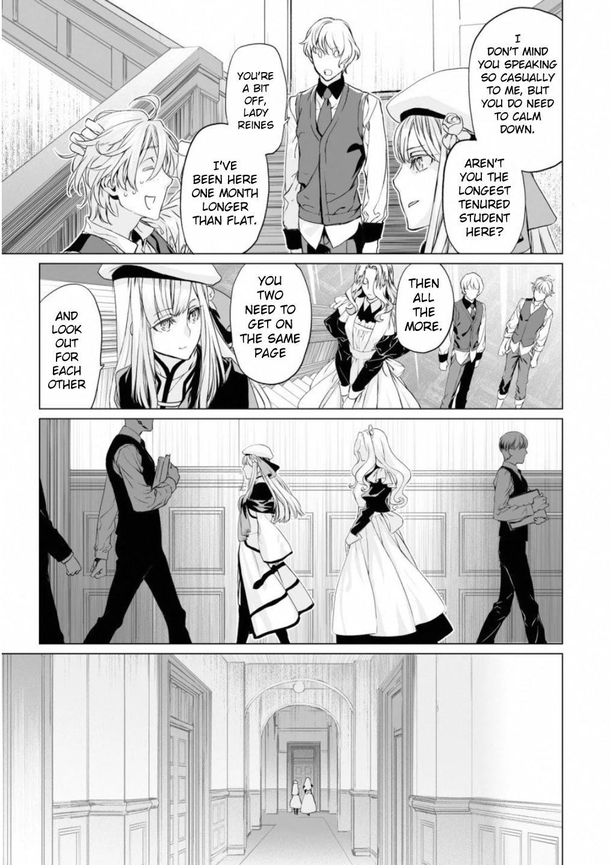 Lord El-Melloi Ii-Sei No Jikenbo Chapter 15 page 22 - Mangakakalots.com