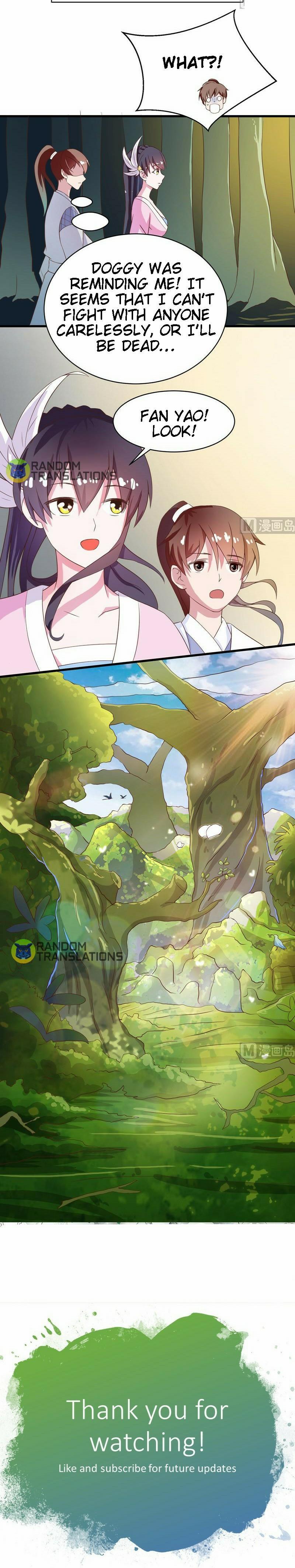 Divine Beast System Chapter 24 page 7 - Mangakakalots.com