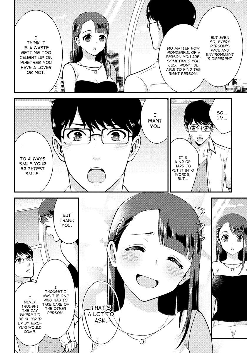 Saenai Riman To Yankee Joshi Kousei Chapter 18 page 5 - Mangakakalots.com