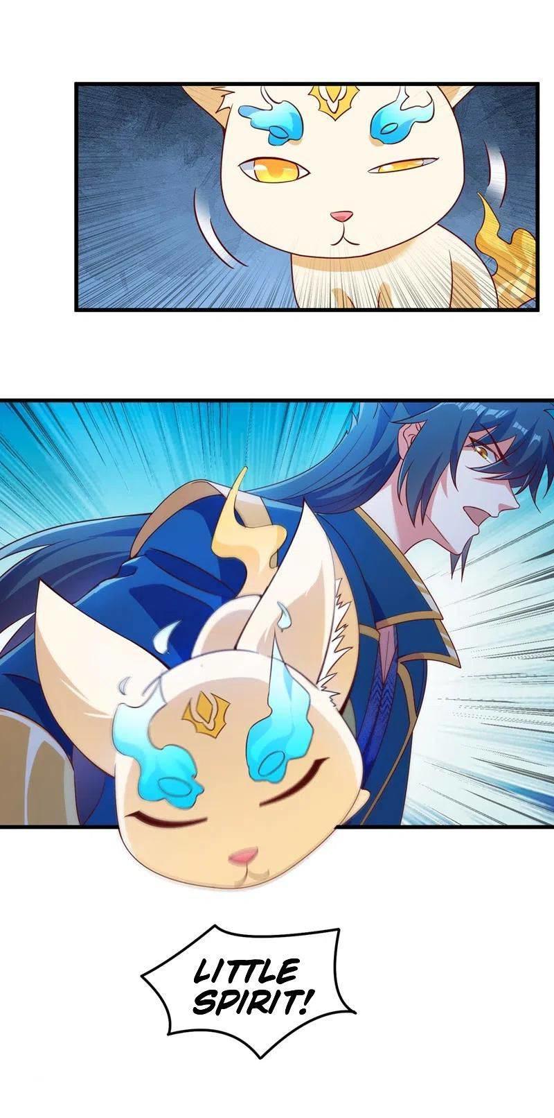 Spirit Sword Sovereign Chapter 428 page 11 - Mangakakalot