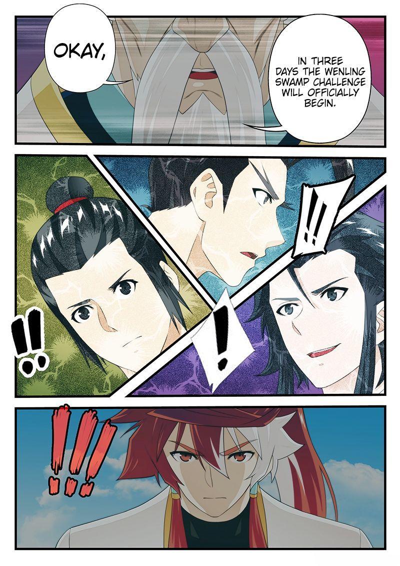 The Mythical Realm Chapter 207.2 page 8 - Mangakakalot