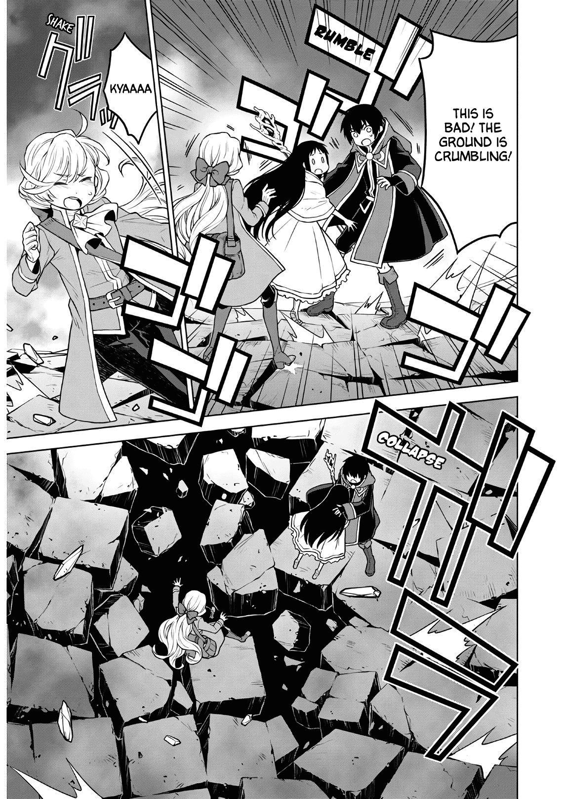 Deathbound Duke's Daughter And Seven Noblemen Chapter 6 page 7 - Mangakakalots.com