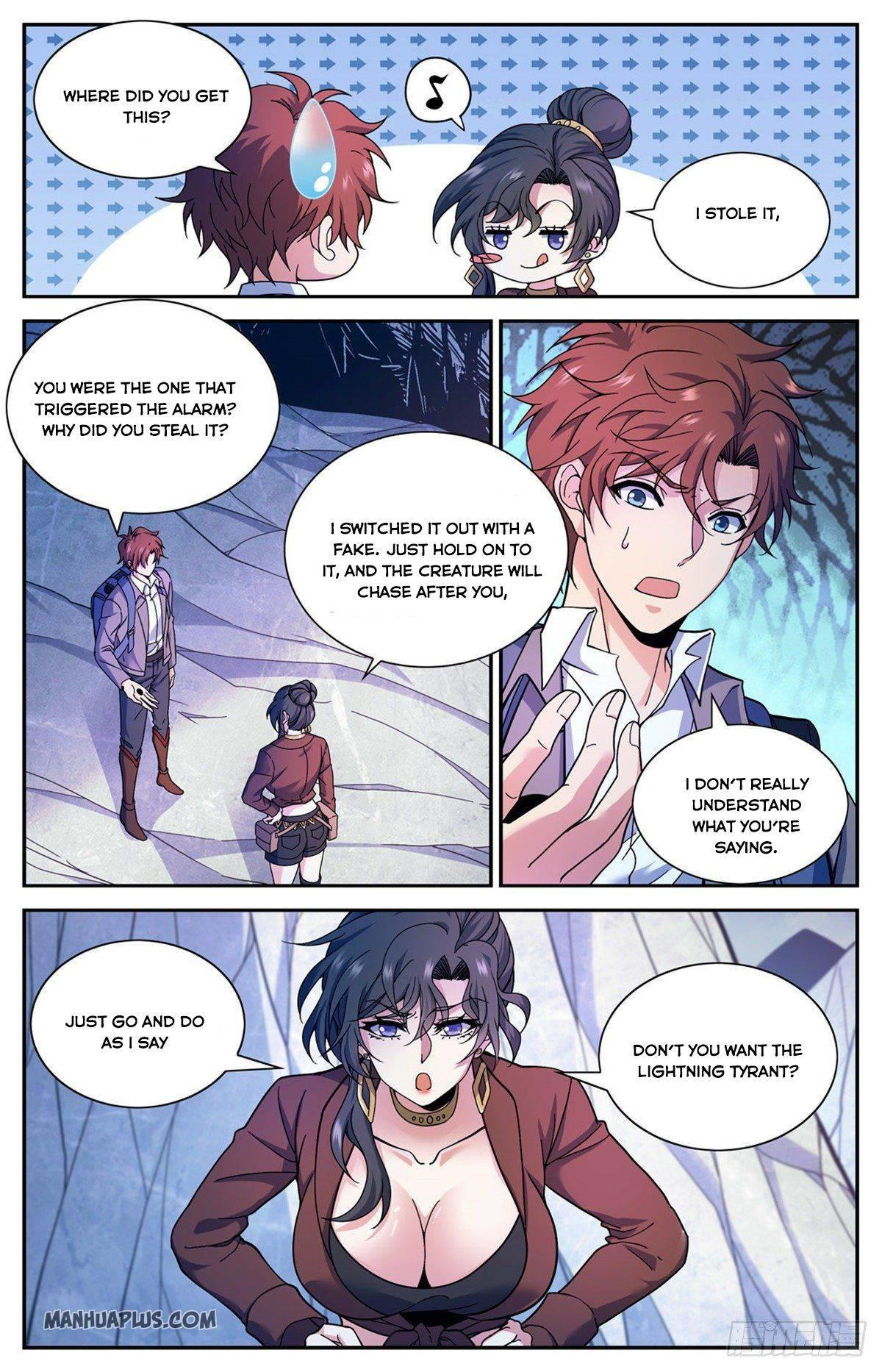 Versatile Mage Chapter 674 page 4 - Mangakakalots.com