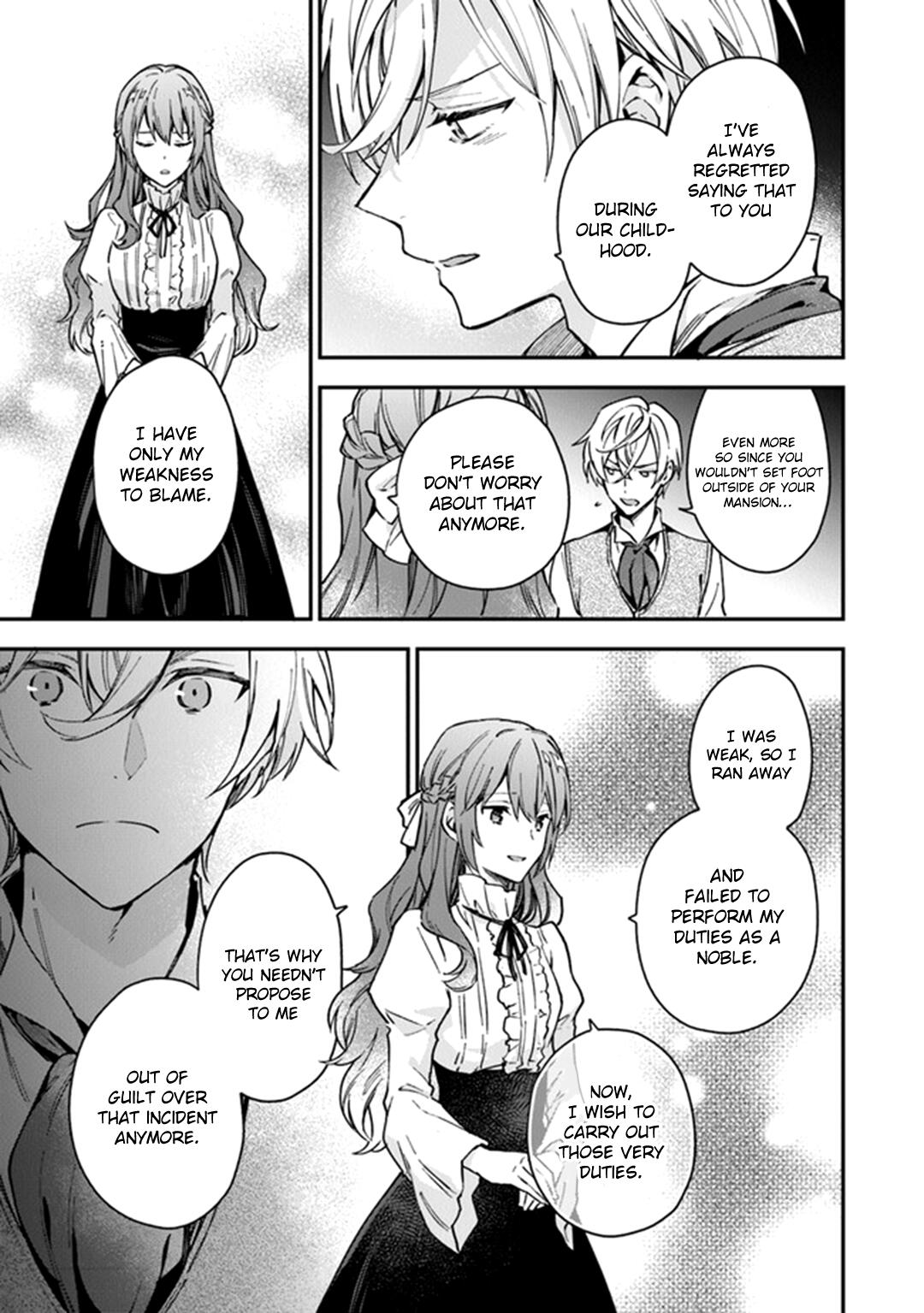 Please Don't Call Me Queen! Vol.2 Chapter 7: Political Marriage page 24 - Mangakakalots.com