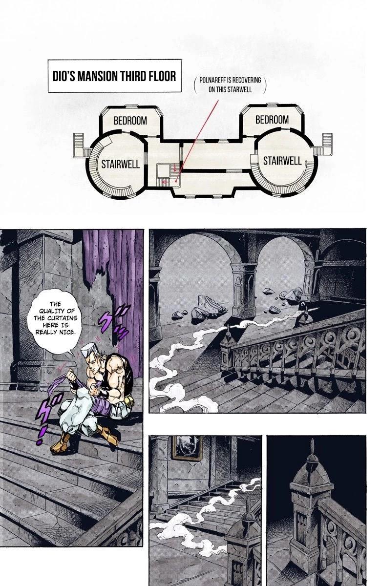 Oingo Boingo Brothers Adventure Chapter 134: Dio's World Part 1 page 17 - Mangakakalots.com