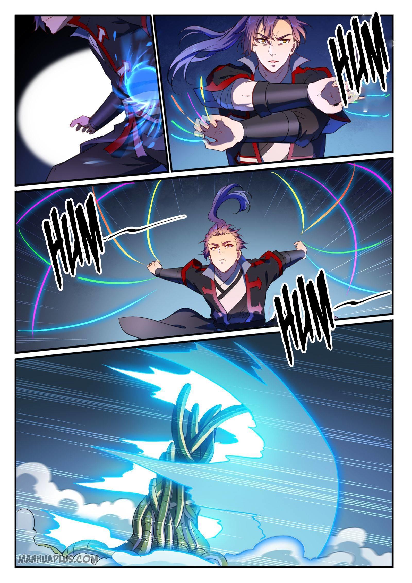 Apotheosis Chapter 757 page 11 - Mangakakalots.com