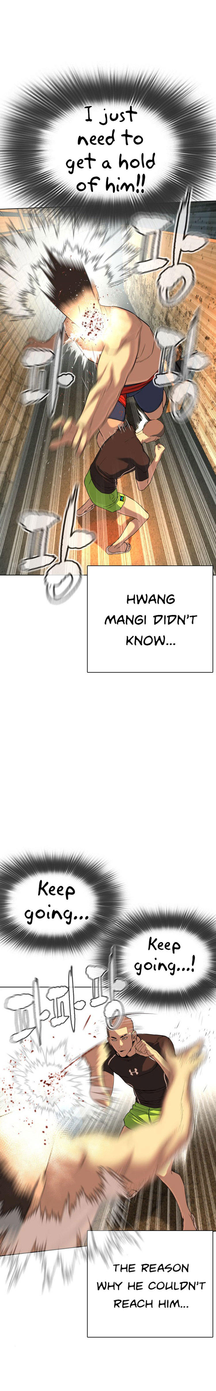 How To Fight Chapter 39: That's The Path Of Macho Hwang Mangi page 18 - Mangakakalots.com