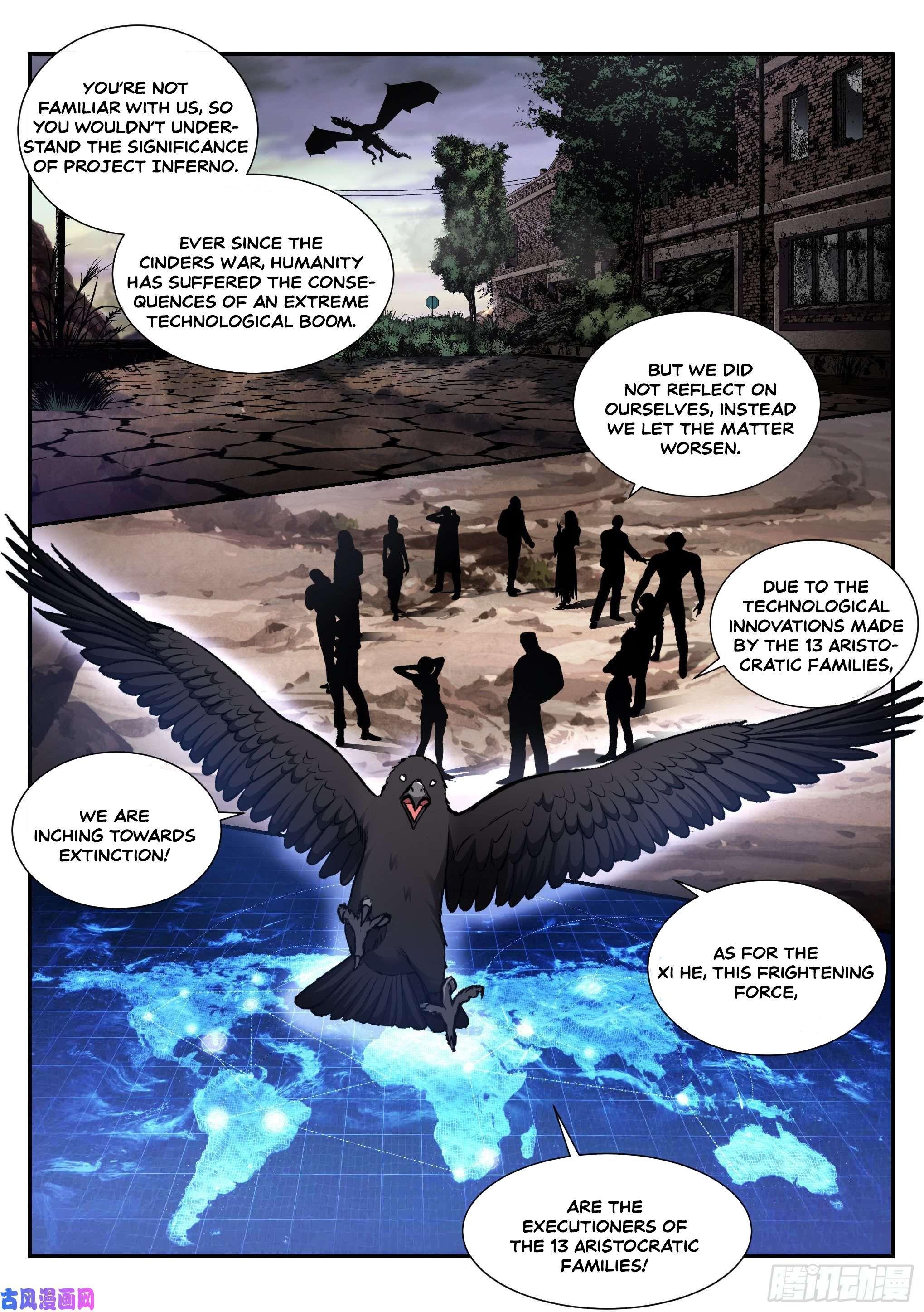 Eclipse Walker Chapter 12 page 3 - Mangakakalots.com