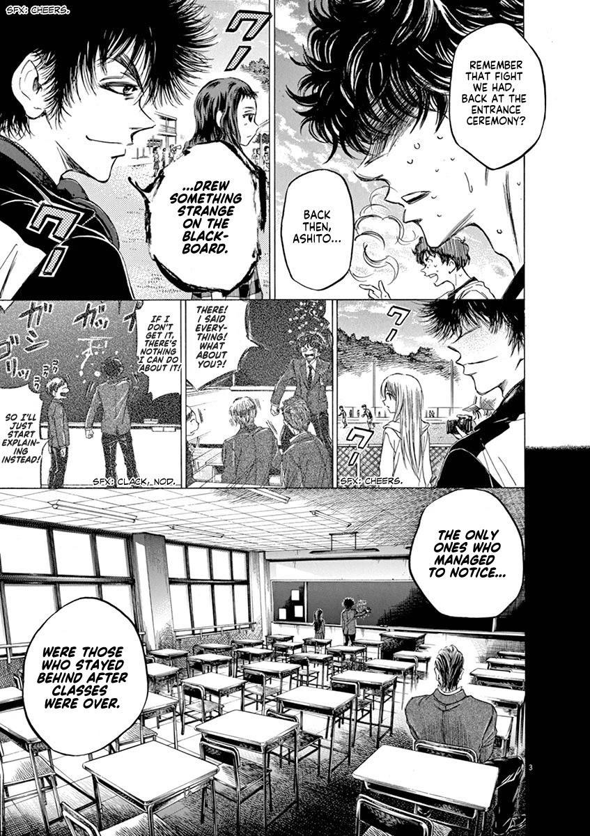 Ao Ashi Chapter 54: Eagle Eye (2) page 3 - Mangakakalots.com