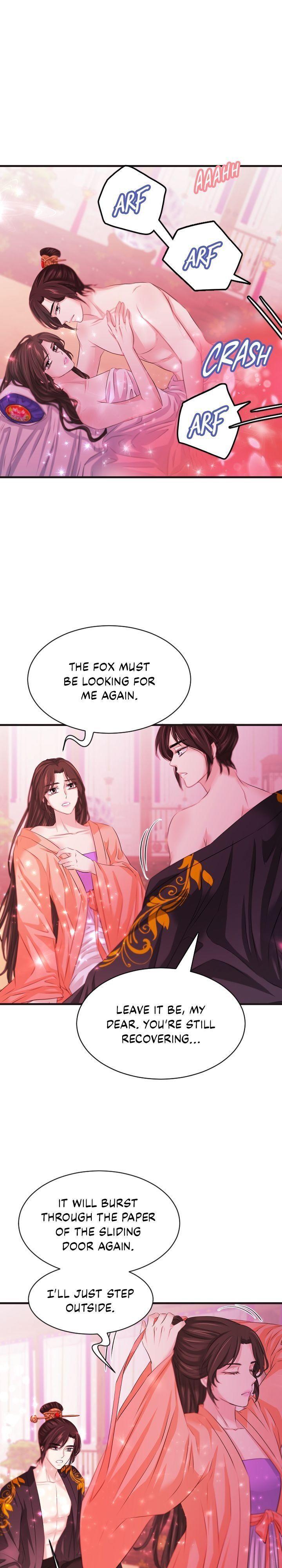 An Inescapable Love Chapter 48 page 22 - Mangakakalots.com