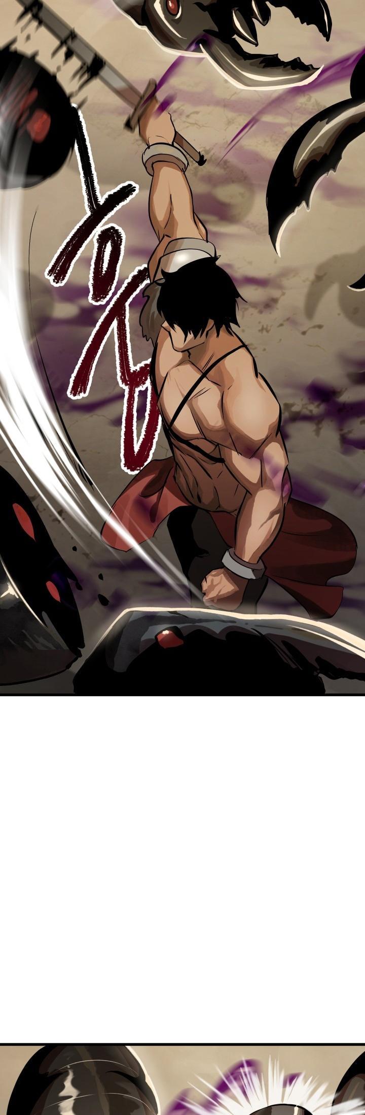 Survival Story Of A Sword King In A Fantasy World Chapter 56 page 48 - Mangakakalots.com