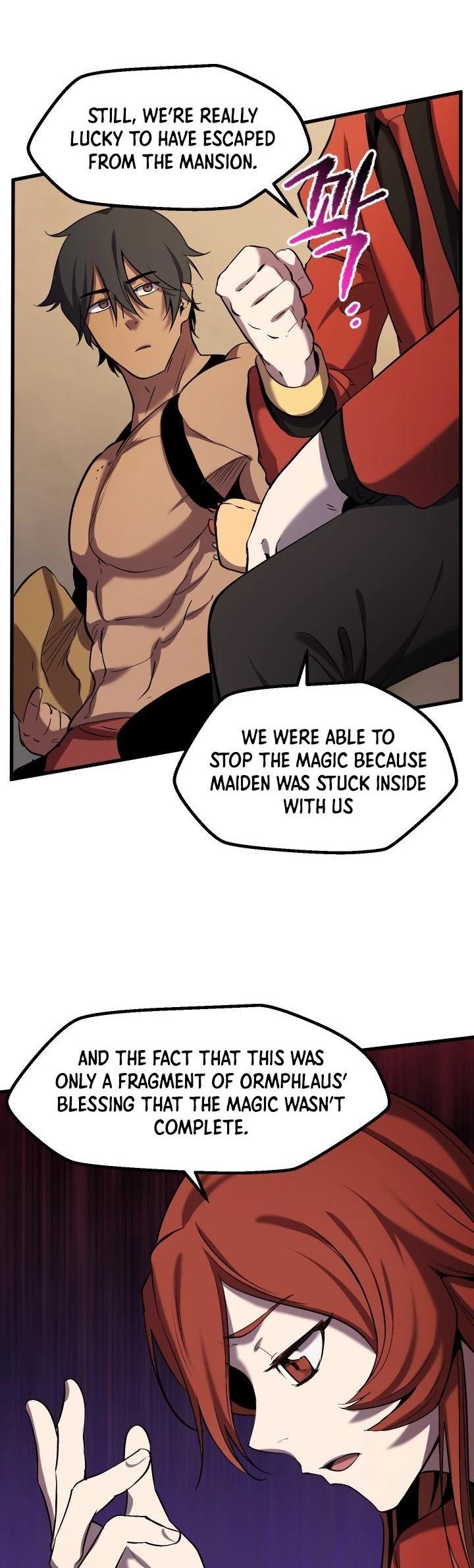 Survival Story Of A Sword King In A Fantasy World Chapter 50: End Season 1 page 27 - Mangakakalots.com