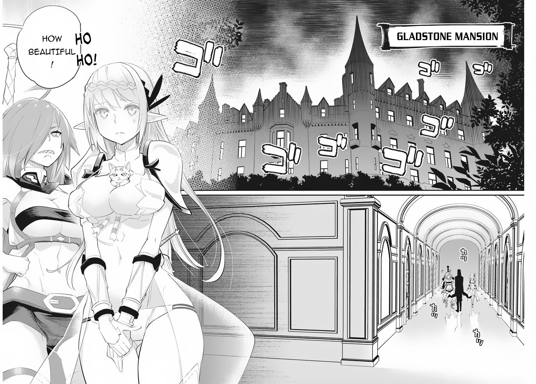 I Am Behemoth Of The S Rank Monster But I Am Mistaken As A Cat And I Live As A Pet Of Elf Girl Chapter 33 page 11 - Mangakakalots.com