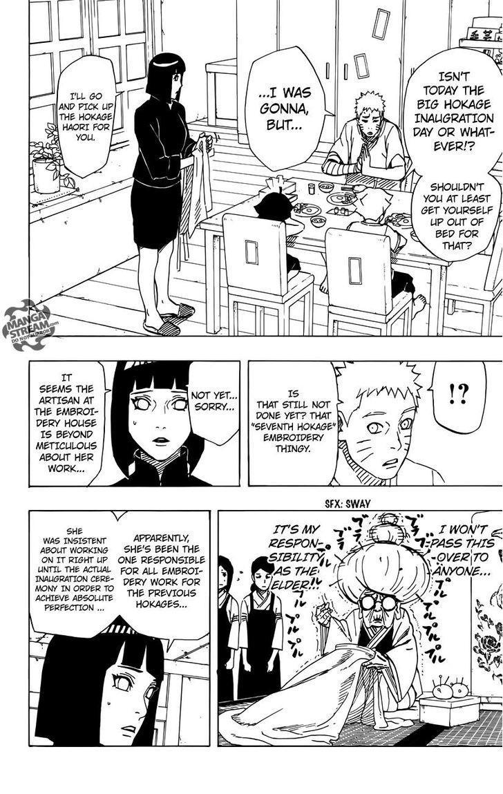 Naruto Chapter 700.5 : Uzumaki Naruto page 5 - Mangakakalot