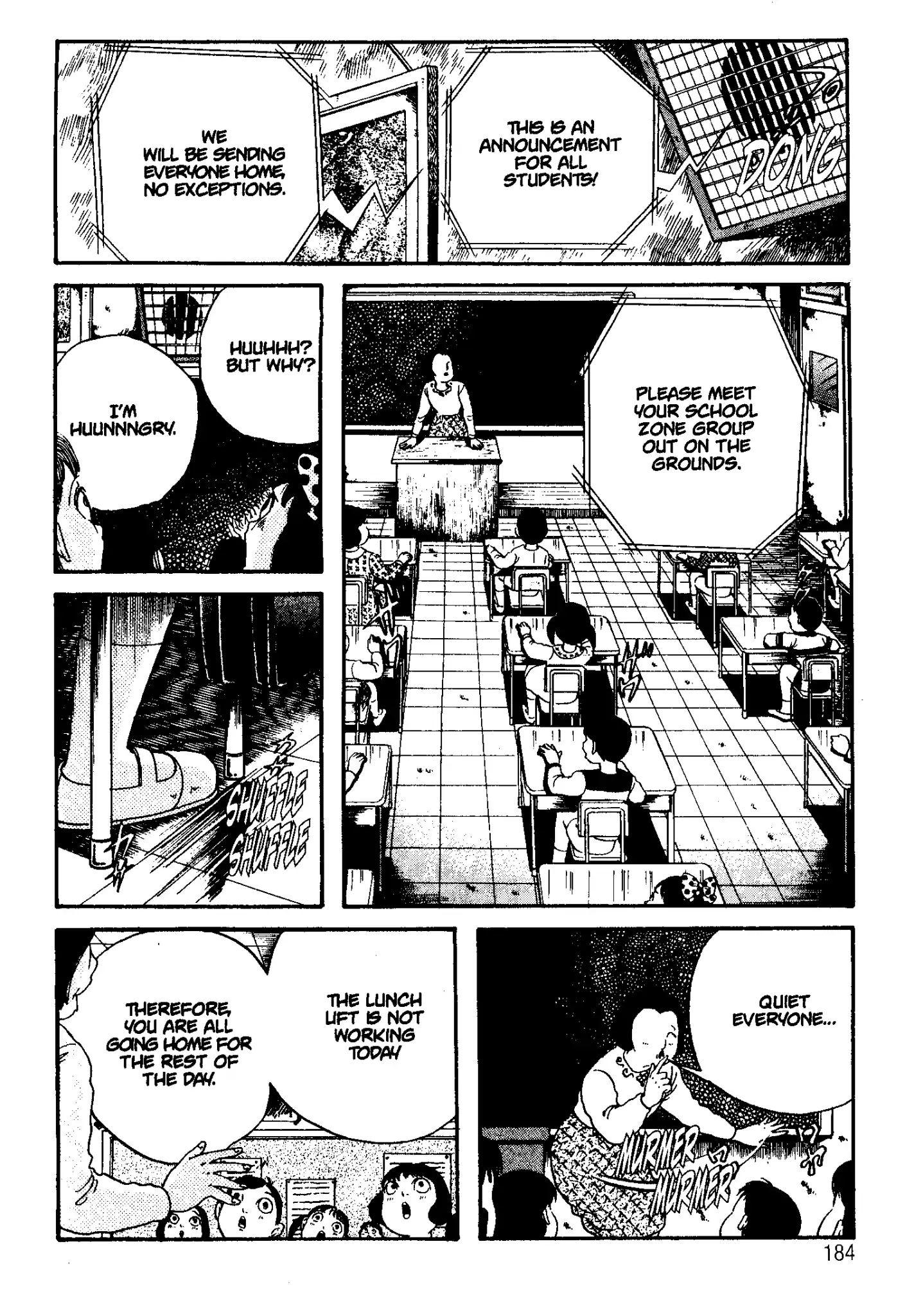 School Zone Vol.1 Chapter 5: Another Reiko-San page 34 - Mangakakalots.com