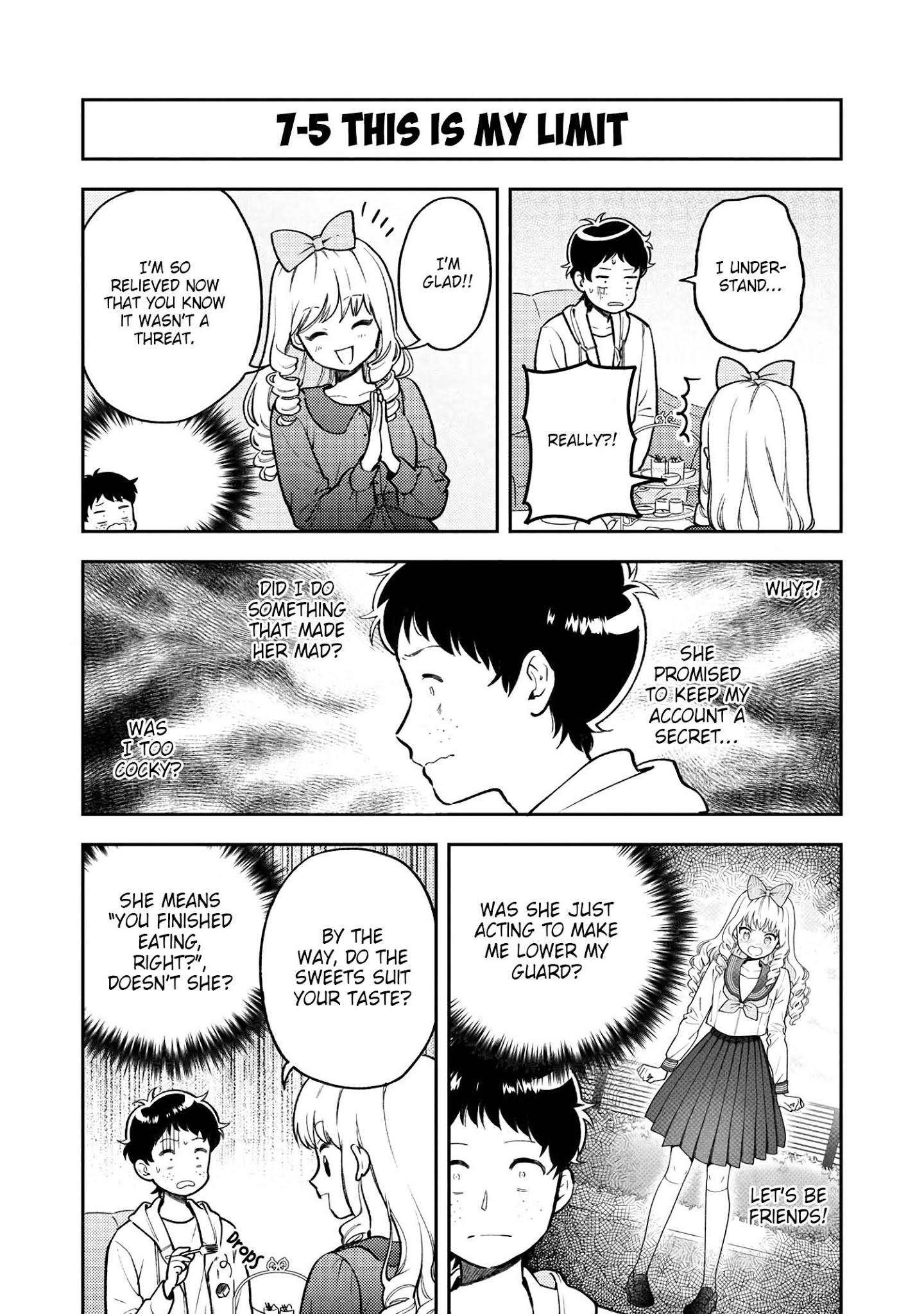 Houjou Urara No Renai Shousetsu O Kaki Nasai! Chapter 7 page 14 - Mangakakalots.com