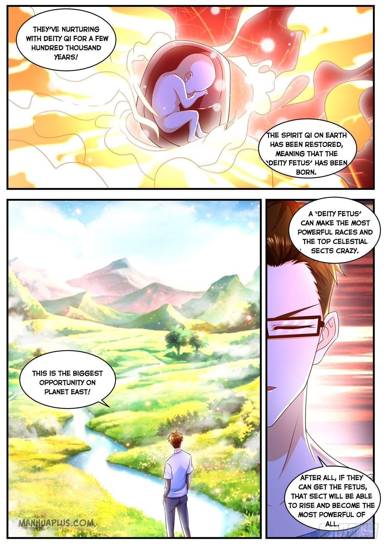 Rebirth Of The Urban Immortal Cultivator Chapter 587 page 9 - Mangakakalots.com