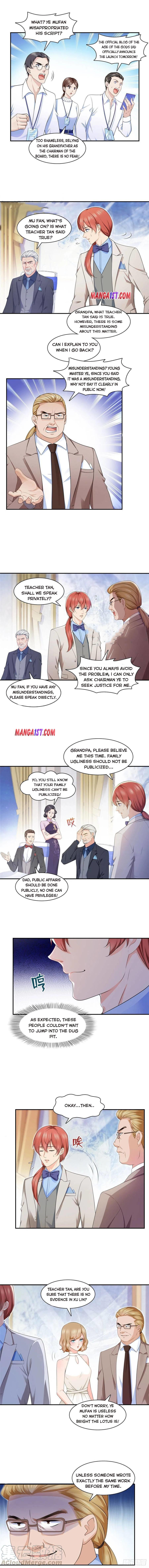 Perfect Secret Love: The Bad New Wife Is A Little Sweet Chapter 192 page 4 - Mangakakalots.com
