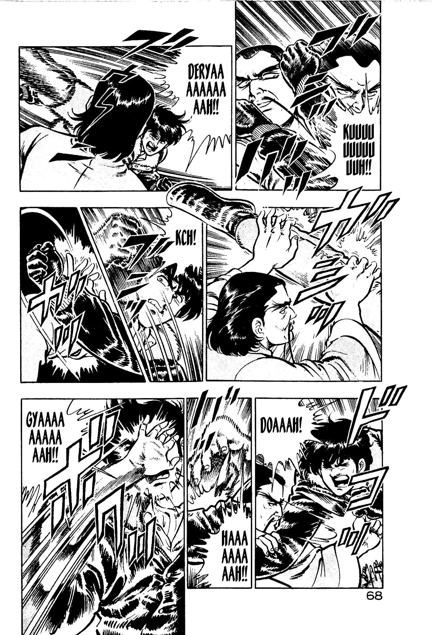 Karate Apocalypse Chapter 8: Secret Fist page 23 - Mangakakalots.com