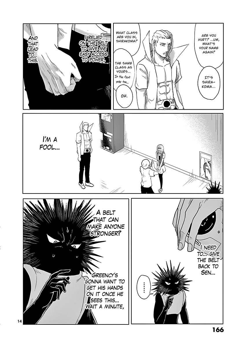 1000 Yen Hero Chapter 41: Rampage And Plan page 14 - Mangakakalots.com
