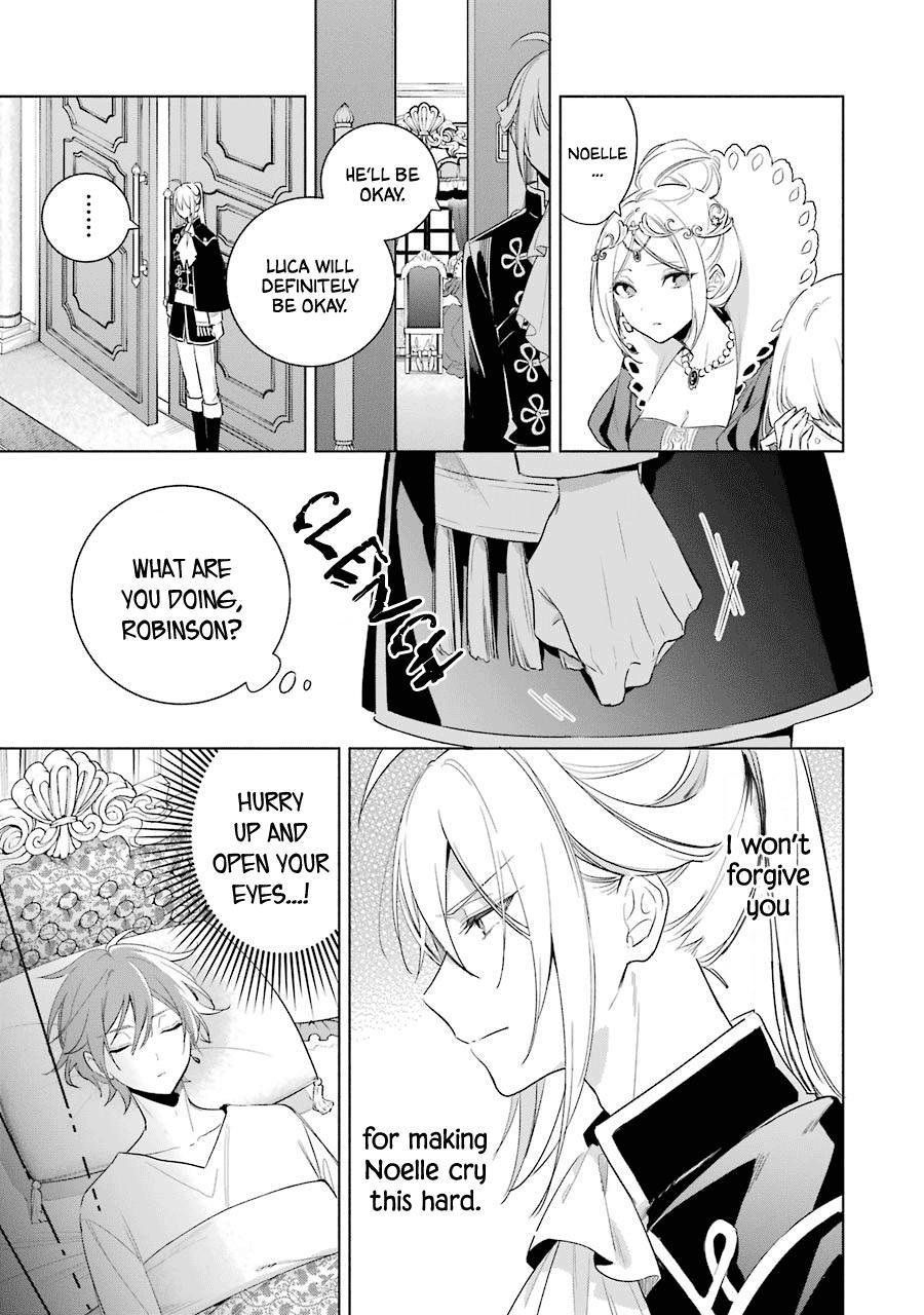 Okyu No Trinity Chapter 38: Reform page 6 - Mangakakalots.com