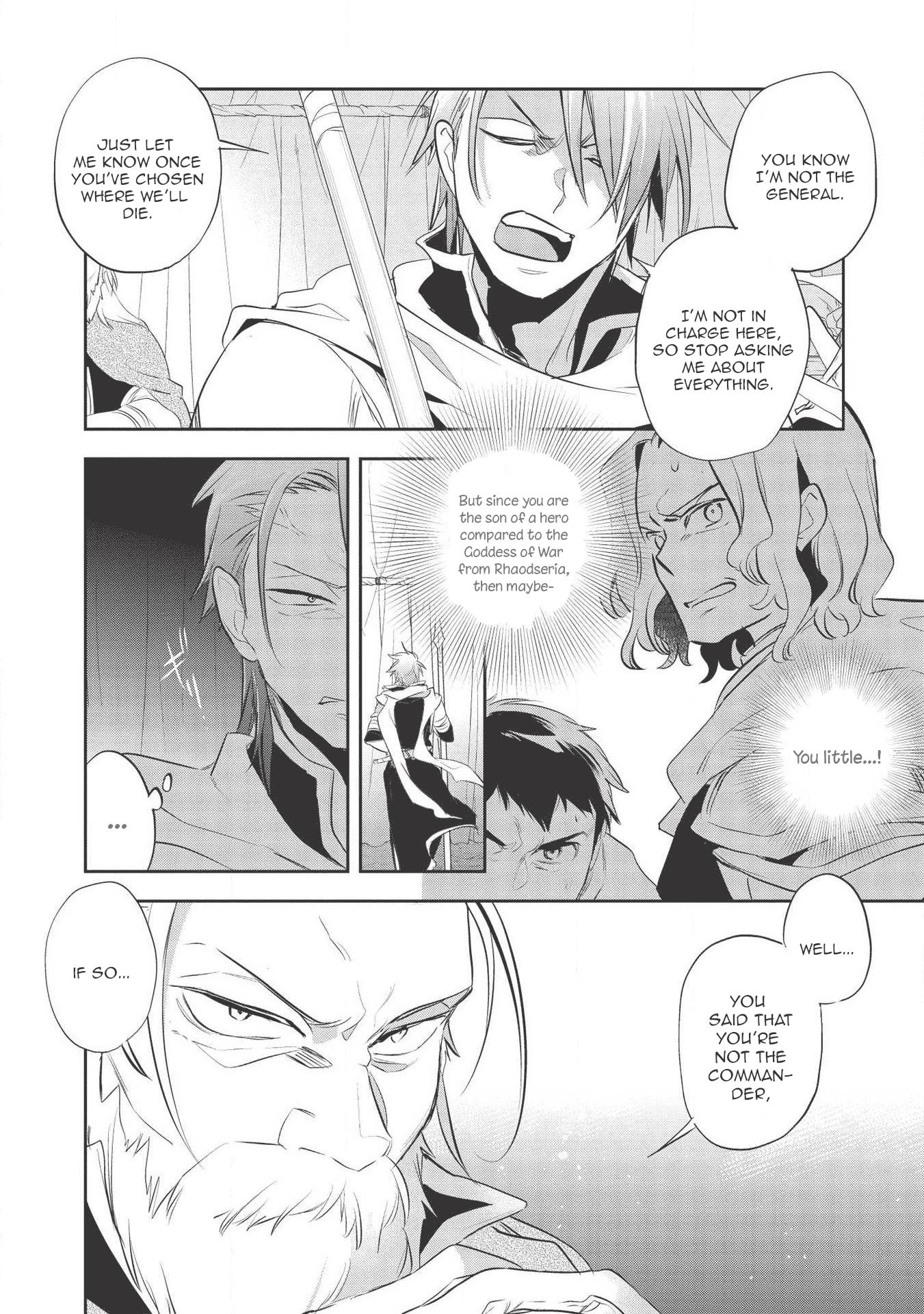 Wortenia Senki Vol.7 Chapter 33 page 13 - Mangakakalots.com