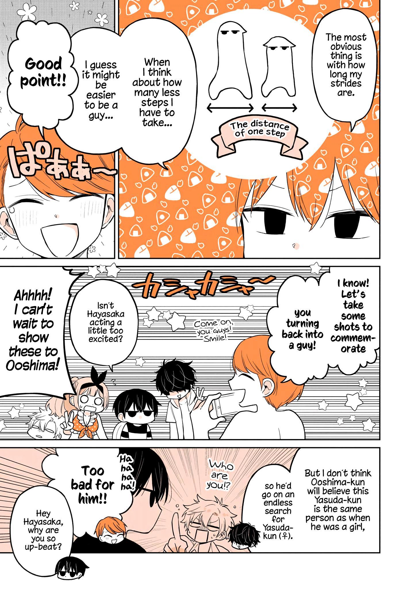 A Lazy Guy Woke Up As A Girl One Morning Chapter 16 page 10 - Mangakakalots.com