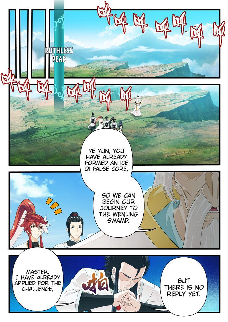 The Mythical Realm Chapter 207.2 page 2 - Mangakakalot