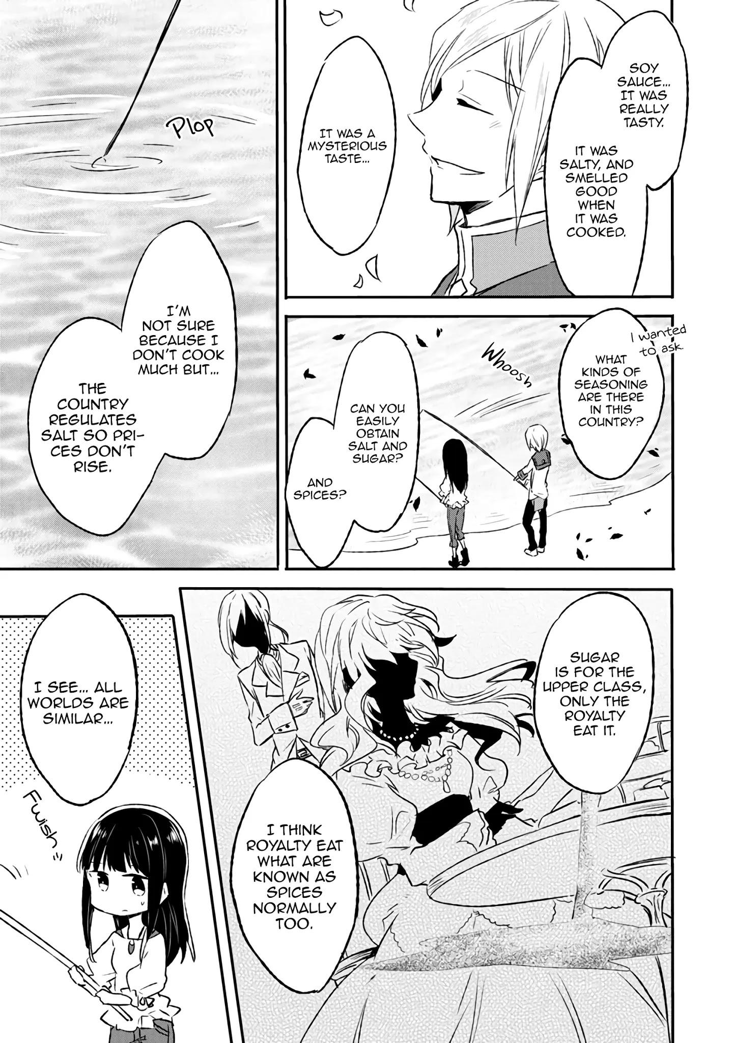 Hazure Potion Ga Shouyu Datta No De Ryouri Suru Koto Ni Shimashita Chapter 3 page 25 - Mangakakalots.com