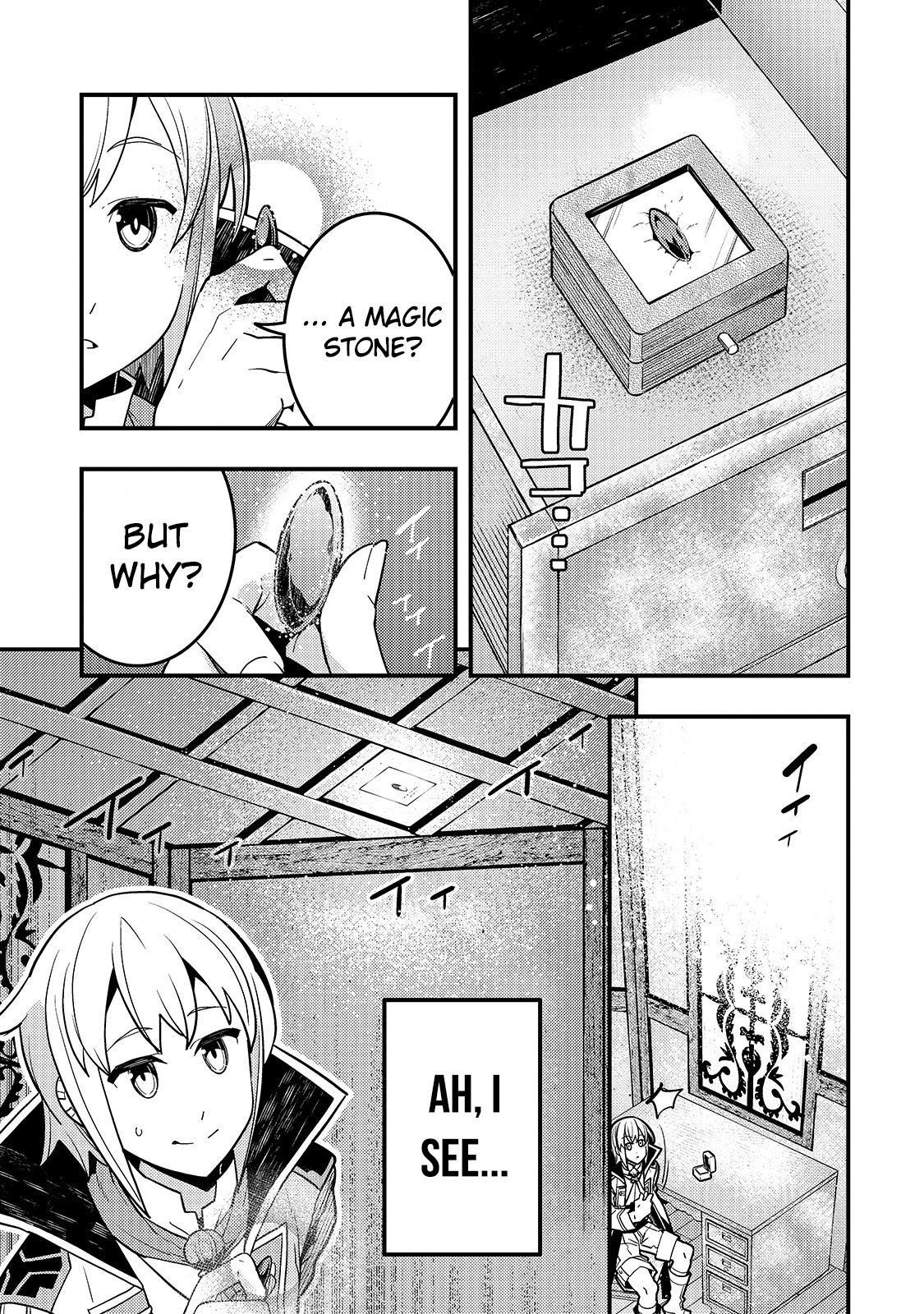 Kyoukai Meikyuu To Ikai No Majutsushi Chapter 34 page 20 - Mangakakalots.com