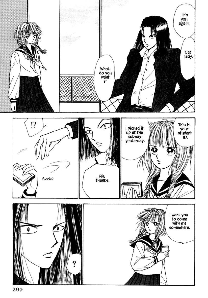 Shi To Kanojo To Boku Chapter 8.2 page 6 - Mangakakalots.com