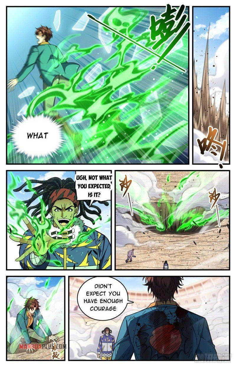 Versatile Mage Chapter 724 page 11 - Mangakakalots.com