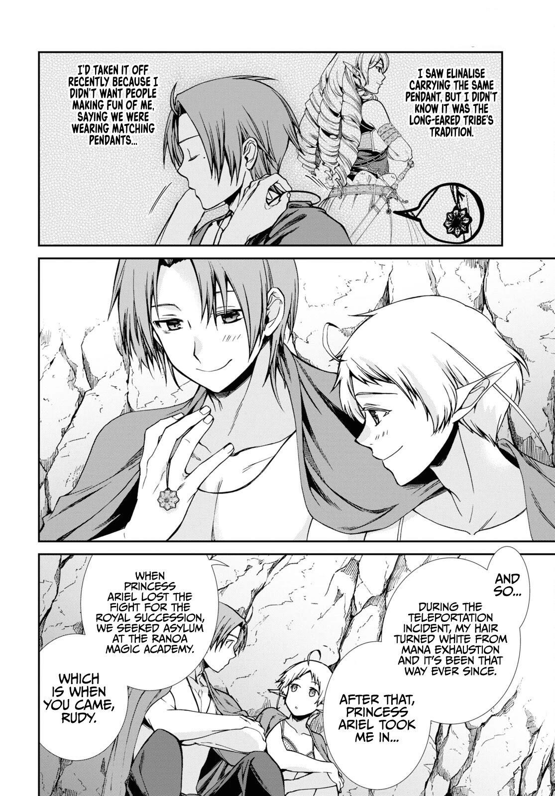 Mushoku Tensei - Isekai Ittara Honki Dasu Chapter 75: After The Rain page 15 - Mangakakalots.com
