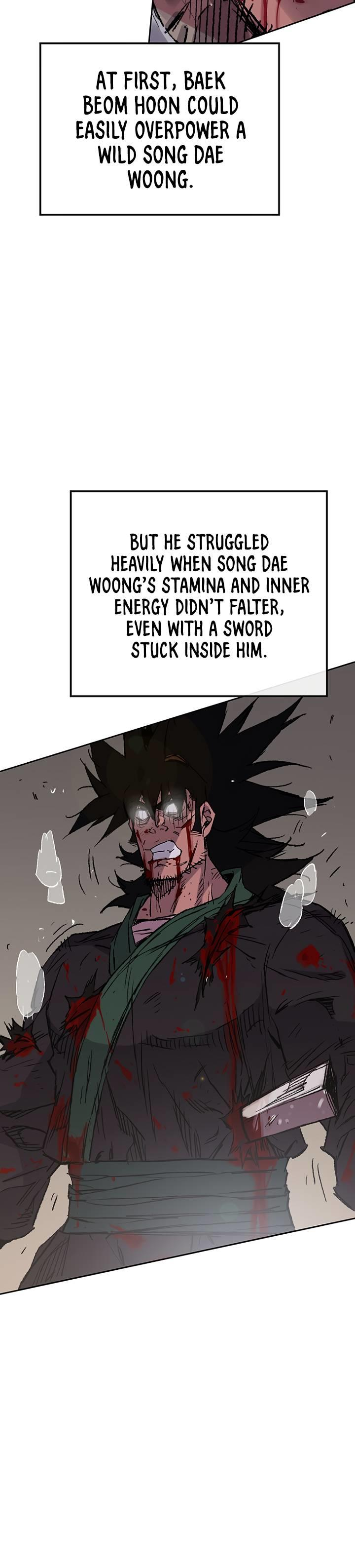 The Undefeatable Swordsman Chapter 75 page 7 - Mangakakalots.com