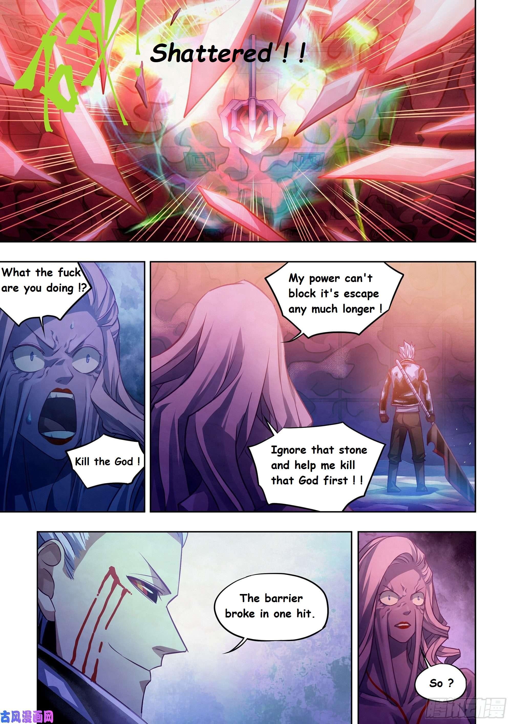 Moshi Fanren Chapter 374 page 3 - Mangakakalot
